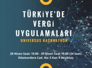 Hackathon : Türkiye'de Vergi Uygulamaları
